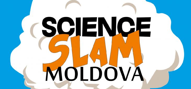 Formularul de aplicare la următoarea ediție Science SLAM Moldova