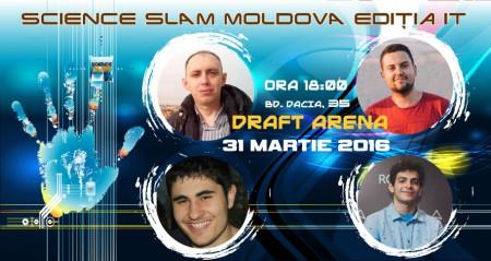 Science SLAM Moldova