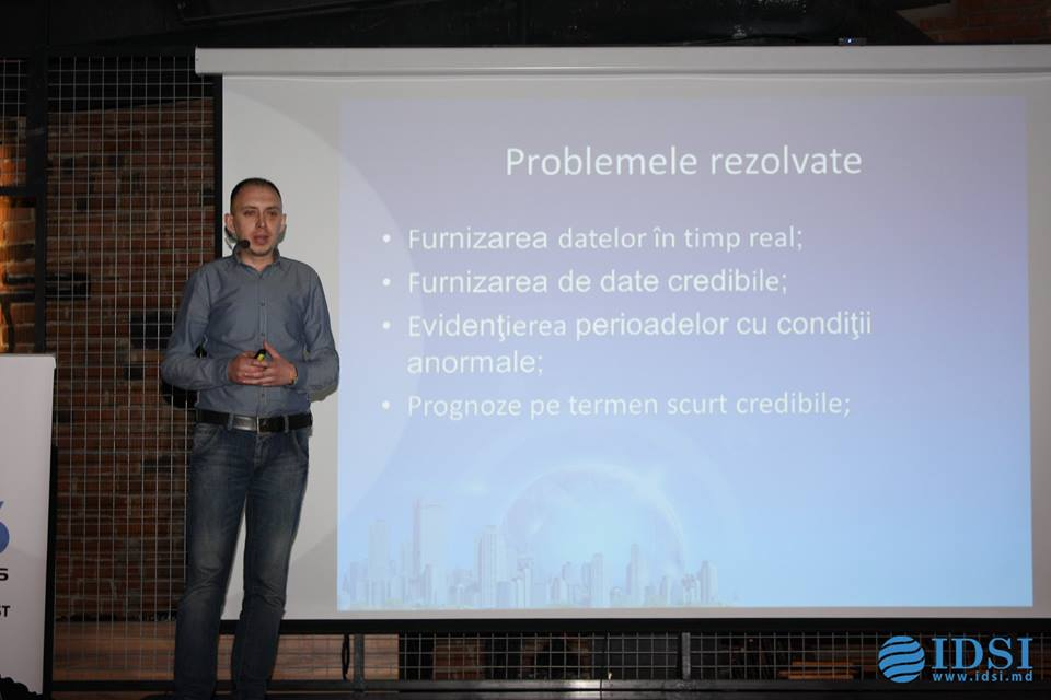 Marin Podubnîi, câștigătorul Science SLAM Ediția IT
