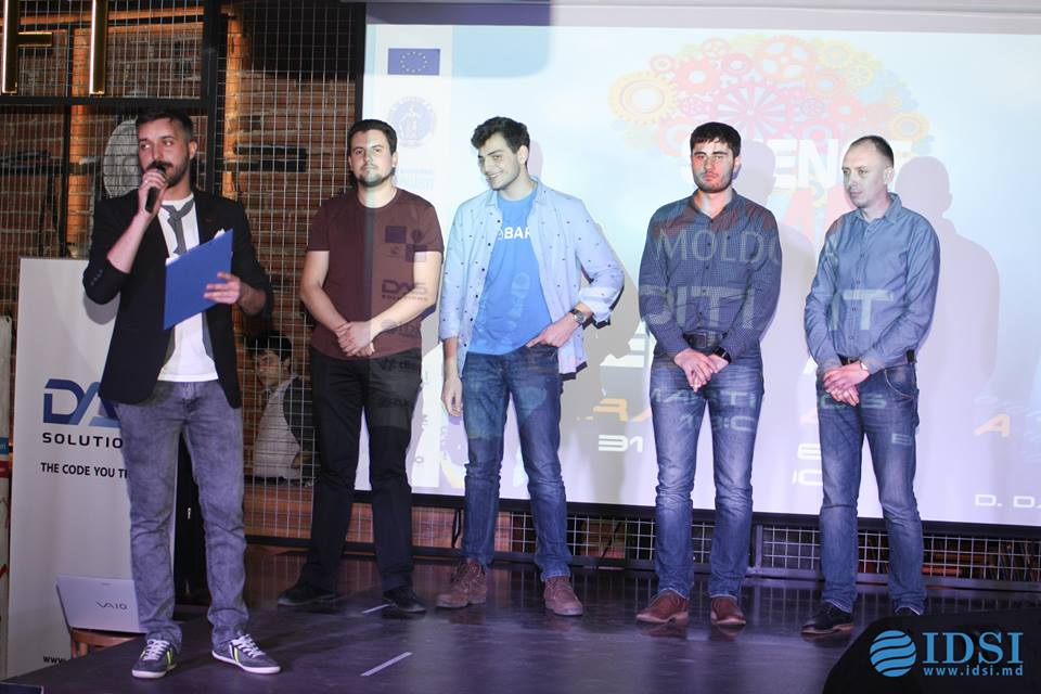 Science SLAM Moldova Ediția IT