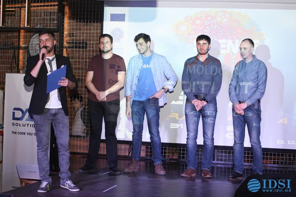 Cum a fost la Science SLAM Moldova Ediția IT (FOTO)