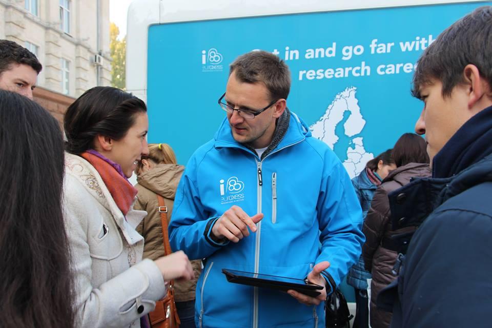 EURAXESS – portalul care te ajută în cercetare, inovare şi informare