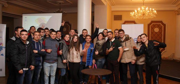 Science SLAM Moldova – inovaţie şi distracţie timp de o seară