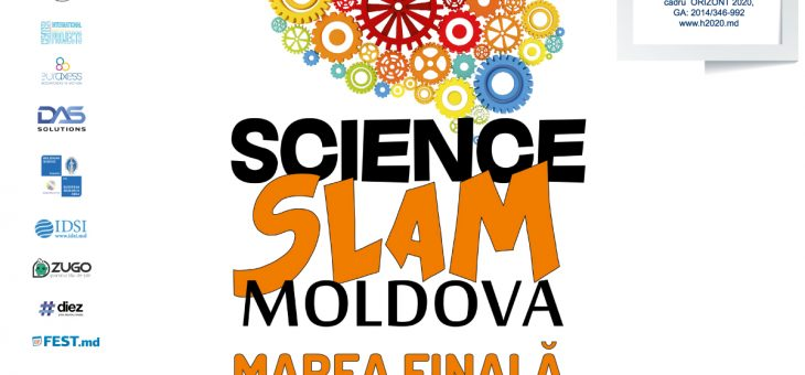 Come to the Great Final of Science SLAM and decide who will be winning research of  2016