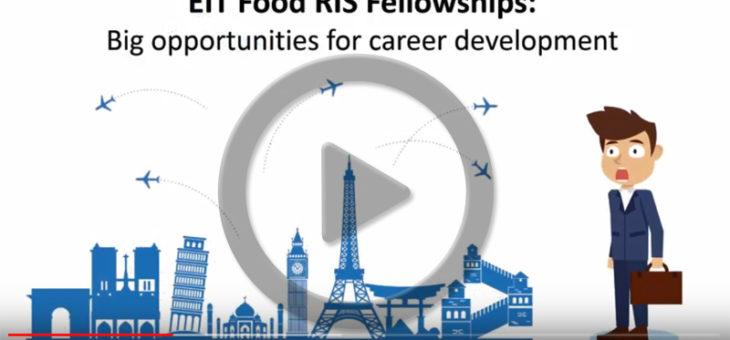 EURAXESS – EIT Food RIS Fellowships: Big opportunities for Career Development